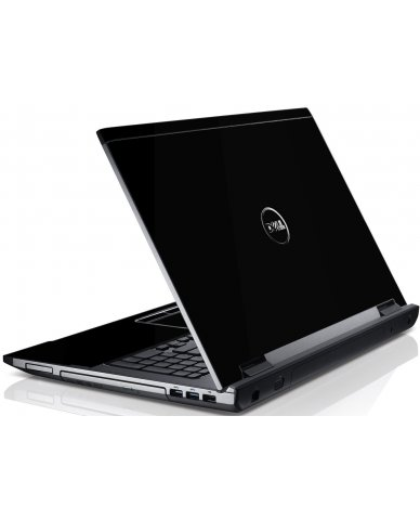 Black Dell V3550 Laptop Skin