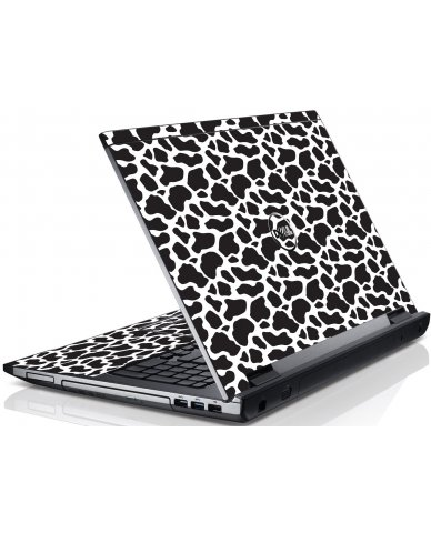 Black Giraffe Dell V3550 Laptop Skin