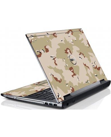 Desert Camo Dell V3550 Laptop Skin