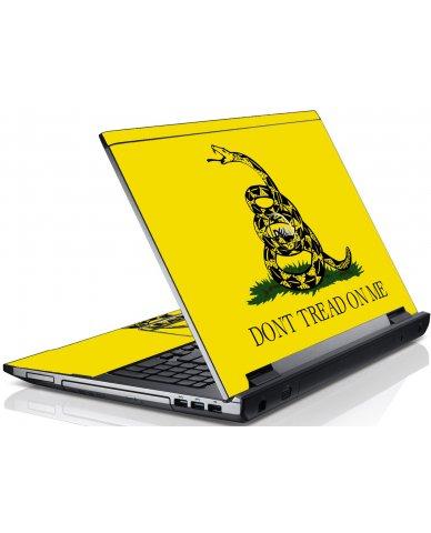 Dont Tread On Me Dell V3550 Laptop Skin