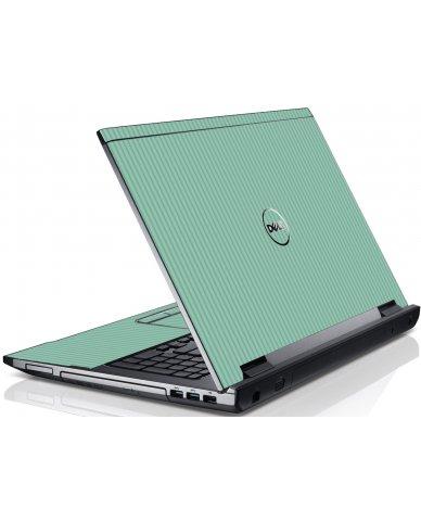 Dreamy Stripes Dell V3550 Laptop Skin