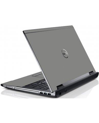 Grey Silver Dell V3550 Laptop Skin