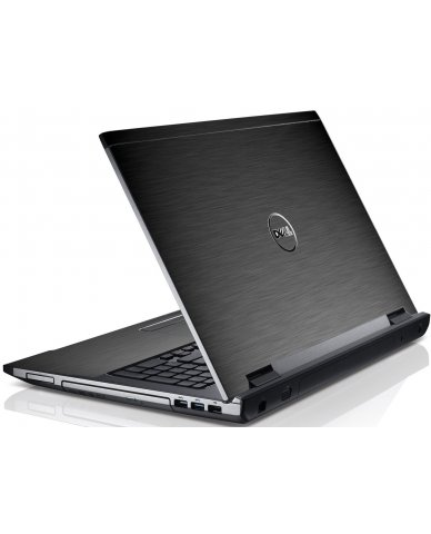 Mts#3 Textured Gun Metal Dell V3550 Laptop Skin