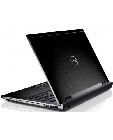 MTS Black Dell V3550 Laptop Skin