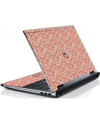 Pink Versailles Dell V3550 Laptop Skin