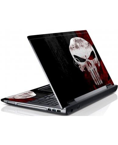 Punisher Skull Dell V3550 Laptop Skin