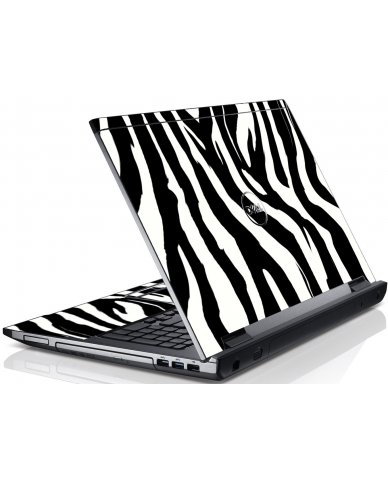 Zebra Dell V3550 Laptop Skin
