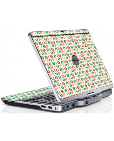 Big Top Dell XT3 Laptop Skin