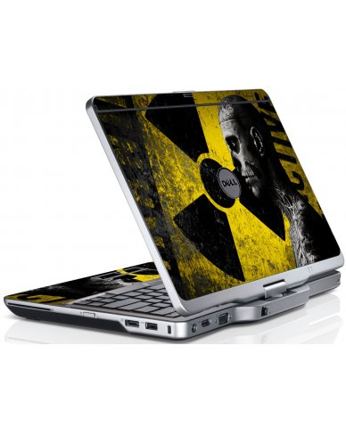 Biohazard Zombie Dell XT3 Laptop Skin