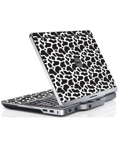 Black Giraffe Dell XT3 Laptop Skin