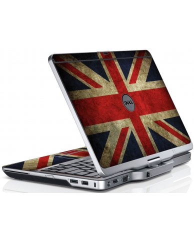 British Flag Dell XT3 Laptop Skin