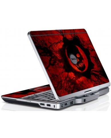 Dark Skull Dell XT3 Laptop Skin