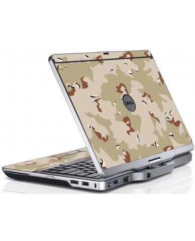 Desert Camo Dell XT3 Laptop Skin