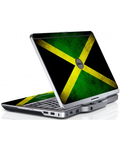 Jamaican Flag Dell XT3 Laptop Skin