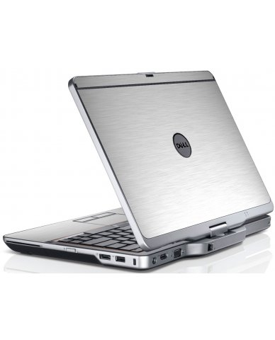 Mts#1 Textured Aluminum Dell XT3 Laptop Skin