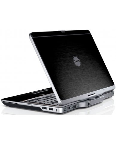 MTS Black Dell XT3 Laptop Skin