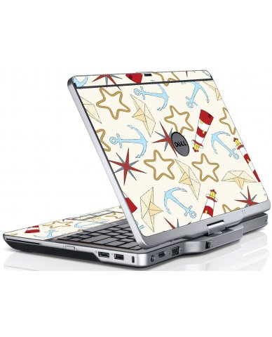 Nautical Lighthouse Dell XT3 Laptop Skin