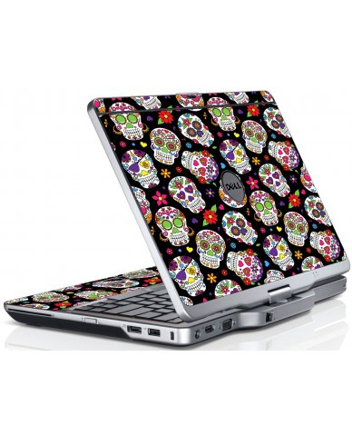Sugar Skulls Dell XT3 Laptop Skin