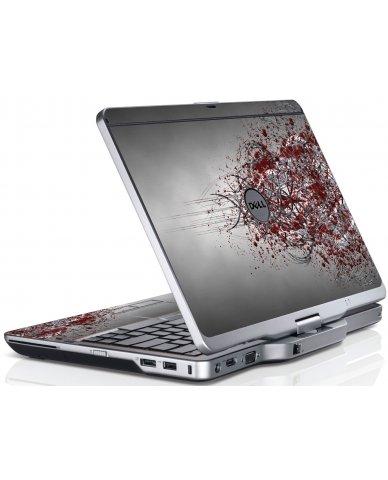 Tribal Grunge Dell XT3 Laptop Skin