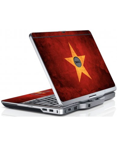 Vietnam Flag Dell XT3 Laptop Skin
