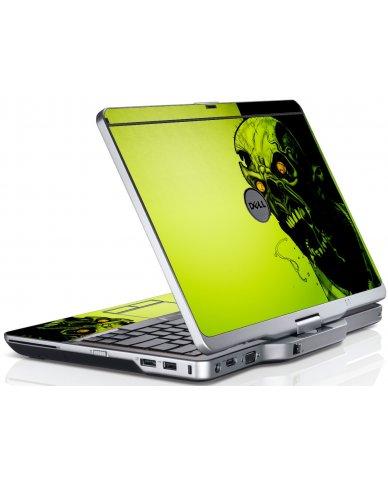 Zombie Face Dell XT3 Laptop Skin