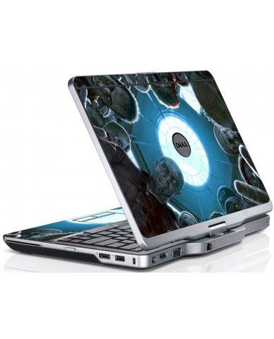 Zombie Horde Dell XT3 Laptop Skin