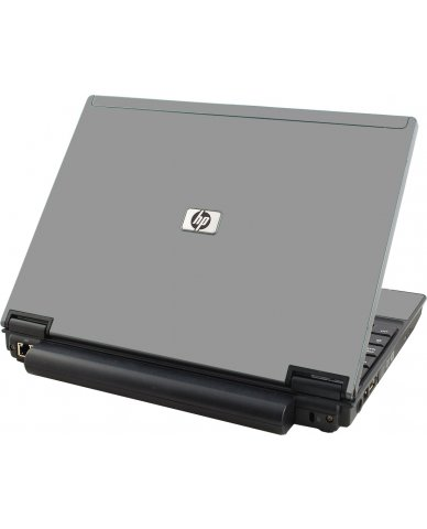 Grey/Silver  HP Compaq 2510P Laptop Skin