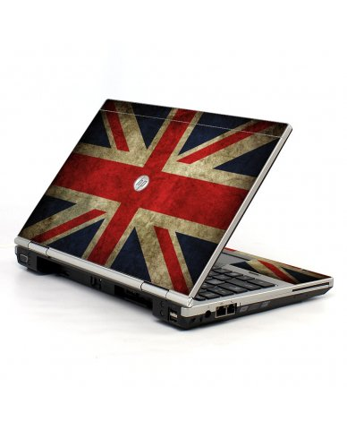 British Flag HP EliteBook 2560P Laptop Skin