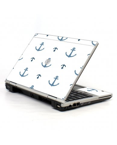 Multi Blue Anchors 2570P Laptop Skin