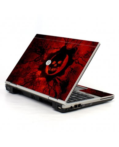 Dark Skull 2570P Laptop Skin