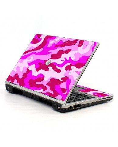Pink Camo 2570P Laptop Skin