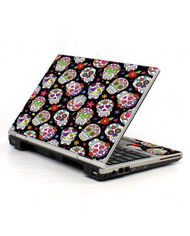 Sugar Skulls 2570P Laptop Skin