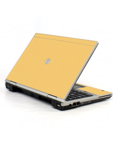 Warm Stripes 2570P Laptop Skin