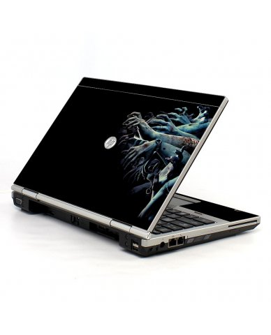 Zombie Hands 2570P Laptop Skin