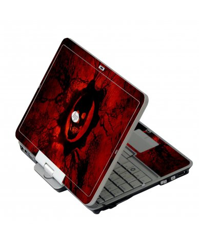 Dark Skull 2740P Laptop Skin