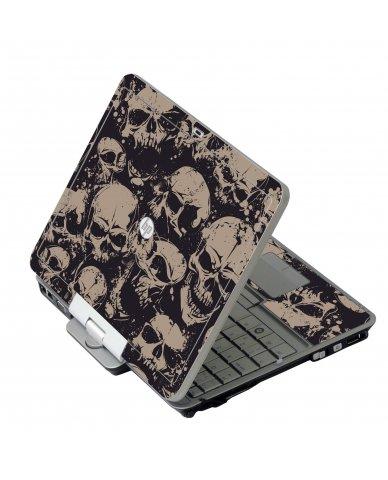 Grunge Skulls 2740P Laptop Skin