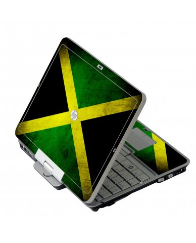 Jamaican Flag 2740P Laptop Skin