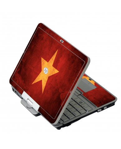 Vietnam Flag 2740P Laptop Skin