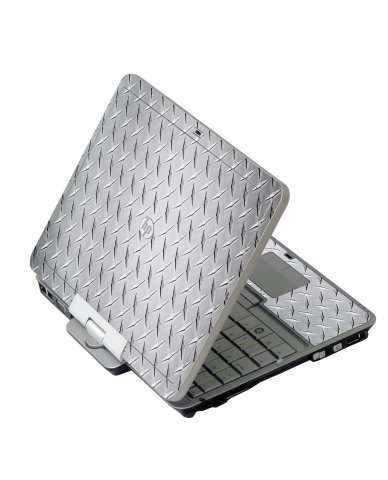 Diamond Plate HP 2760P Laptop Skin