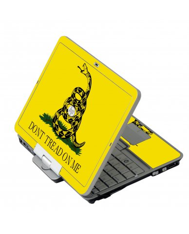 Dont Tread On Me HP 2760P Laptop Skin