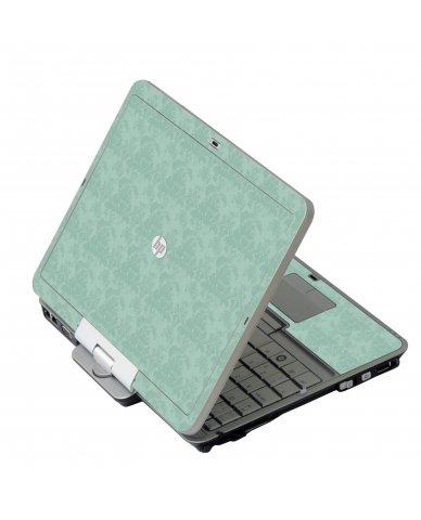 Dreamy Damask HP 2760P Laptop Skin