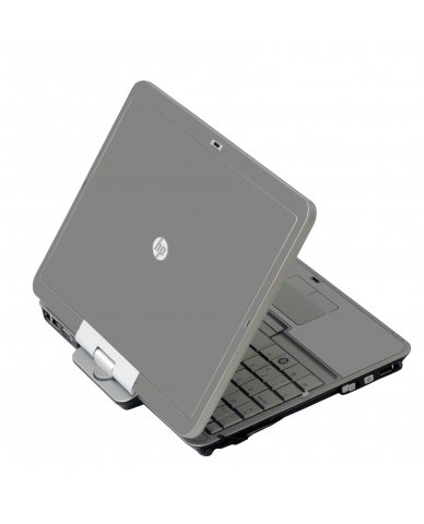 Grey/Silver HP 2760P Laptop Skin