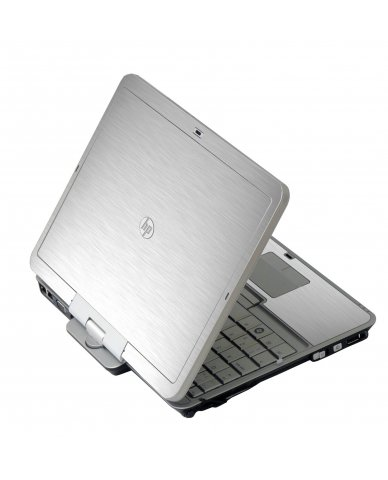 Mts #1 Textured Aluminum HP 2760P Laptop Skin