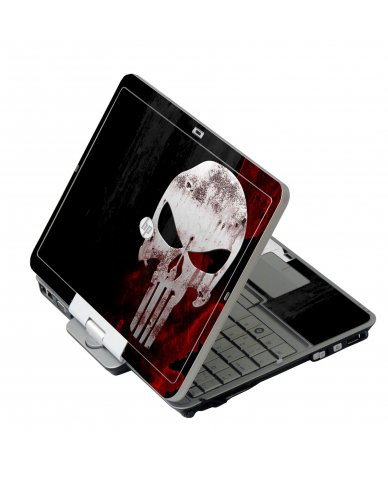 Punisher Skull HP 2760P Laptop Skin