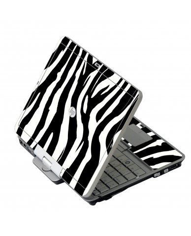 Zebra HP 2760P Laptop Skin