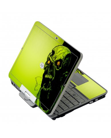 Zombie Face HP 2760P Laptop Skin