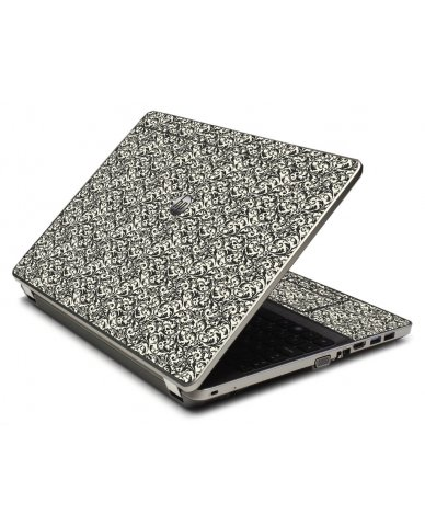 Black Versailles 4535S Laptop Skin