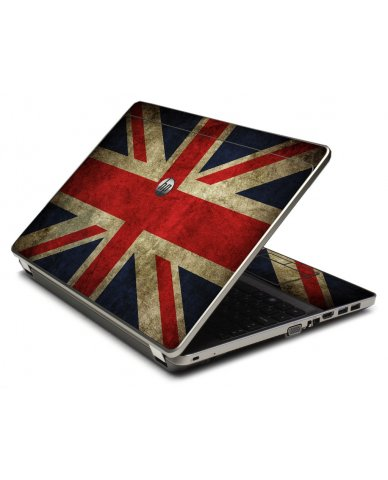 British Flag 4535S Laptop Skin