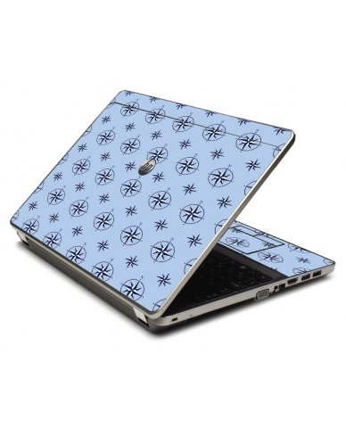 Nautical Blue 4535S Laptop Skin