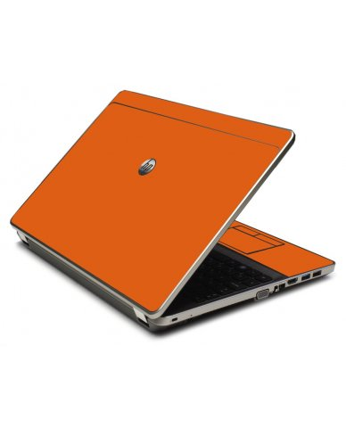Orange 4535S Laptop Skin